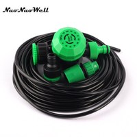 NuoNuoWell Mechanical Garden Watering Kits Water Timer Irrigation Timer Connector For Garden Yard Irrigatino Watering System