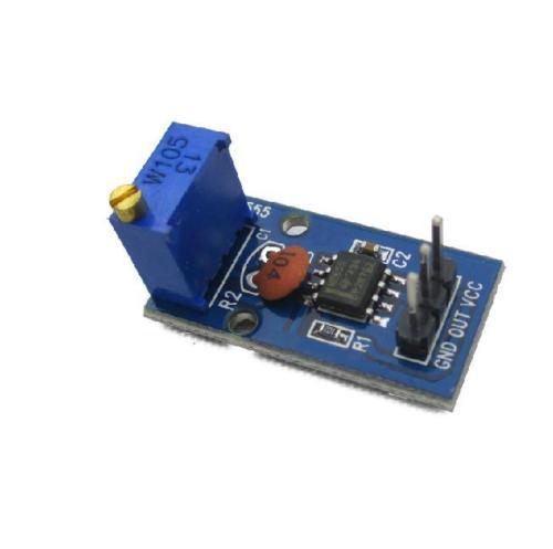 2pcs NE555 adjustable frequency pulse generator module For Arduino Smart Car