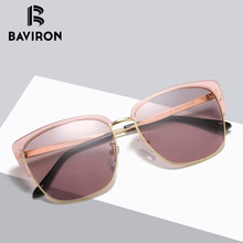 Women Sunglasses Polarized Vintage Brand Designer Square Luxury Female Sun Glasses Fashion Influence Likes