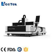 Большая Акция AccTek AKJ1530F IPG лазерный источник Волоконно Лазерная резка