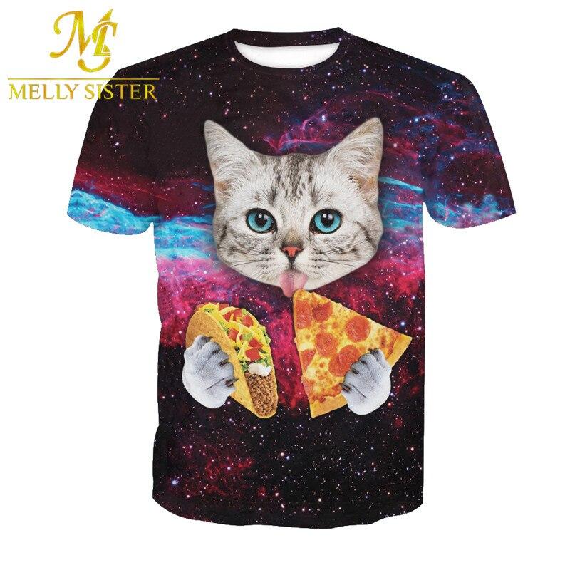 MELLY SISTER Moly Sister Store 2017 Men Fashion 3D Animal Creative T-Shirt, Lightning/smoke lion/lizard/water droplets 3d printed short sleeve T Shirt M-6XL