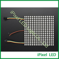 16x16 RGB APA102 LED dot matrix ,flexible rgb led panel light