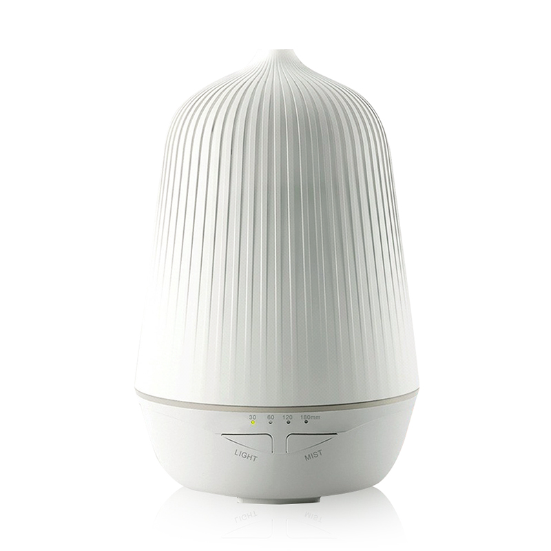 Ultrasonic Air Aroma Humidifier With Night Light Aromatheraps
