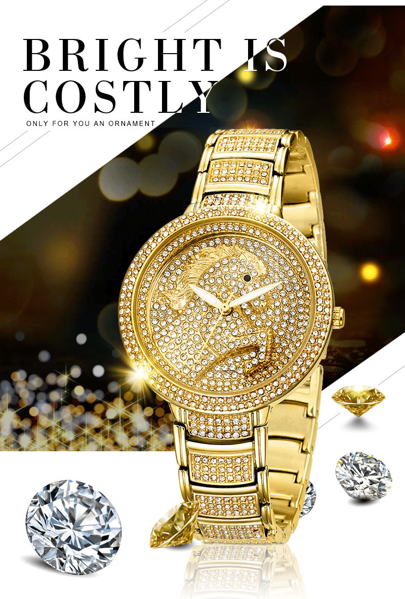 2018 New Women Rhinestone Watches Lady Dress Women watch Diamond Luxury brand Bracelet Wristwatch ladies Crystal Quartz Clocks just cavalli for her edt 30 мл roberto cavalli just cavalli for her edt 30 мл