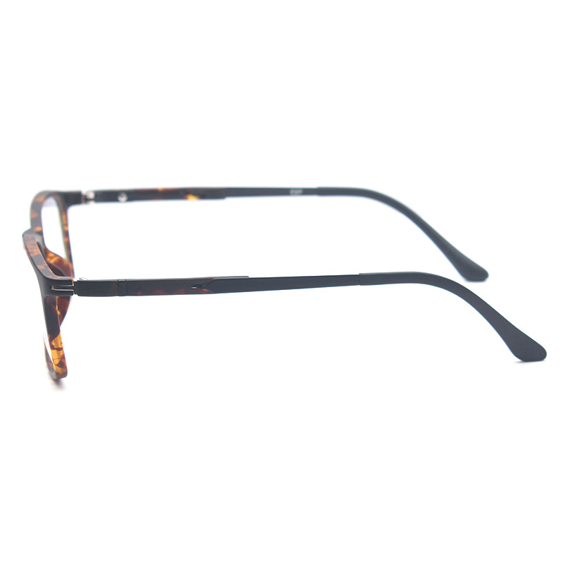 Image 5 - Reven Jate 98180 Acetate Full Rim Flexible High Quality Eyeglasses Frame for Men and Women Optical Eyewear Frame Spectacles-in Men's Eyewear Frames from Apparel Accessories