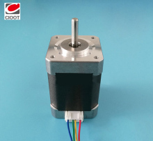 Free Shipping CNC 4-lead Nema 17 Stepper Motor 42 Nema 17 42BYGH60 1.7A 73N.cm 3D Printer Motor