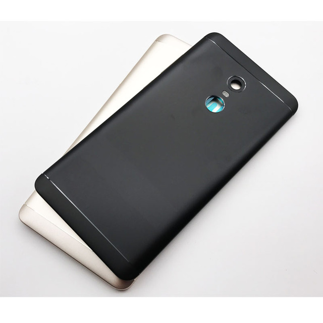 New Metal Back Battery Cover Rear Housing Door For Xiaomi Redmi Note 4X Note4x 5.5 Inch / 16GB 32GB Version