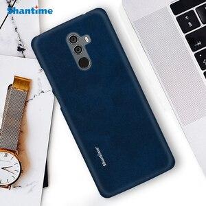 Image 5 - Hot Verkoop Case Luxe Vintage Pu Leather Case Voor Elefoon U Pro Telefoon Case Voor Leagoo M9 Zakelijke Stijl Cover