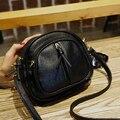 2017 Women Casual Zipper Soft Brief Pu Small Bag Mini Messenger Shoulder BAGS Female Crossbody bag Handbag More Colors
