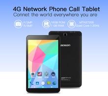 Aoson S8 PRO 8 дюймов 4G Телефонный звонок планшет Android 6,0 16 ГБ Встроенная память 1 ГБ Оперативная память SIM gps WI-FI бренд таблетки HD ips 800*1280 аксессуары