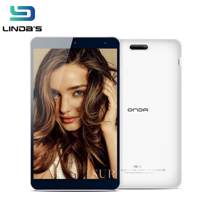 Onda V80 SE 8.0 inch 1920*1200 Screen Android 5.1 Tablet PC Intel Baytrail Z3735F Quad Core 2GB RAM 32GB ROM Dual cameras Tablet