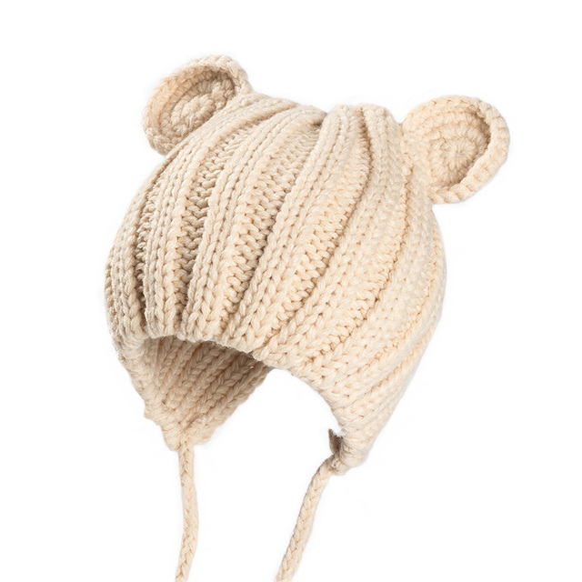 Baby's Winter Hat with Ears 4