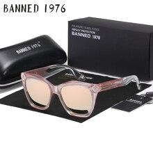 UV400 HD Polarized sunglasses women Retro Style Metal Frame Sun Glasses Famous Lady Brand Designer Oculos Feminino