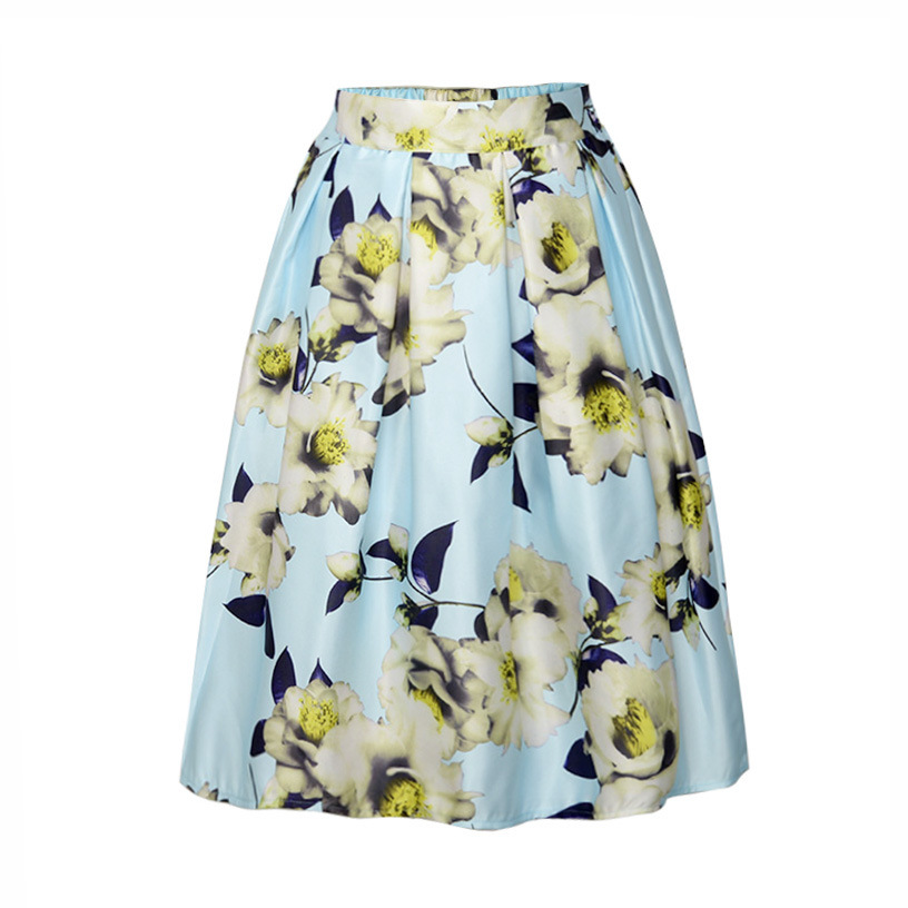 Puffy Satin Skirts Promotion-Shop for Promotional Puffy Satin ...