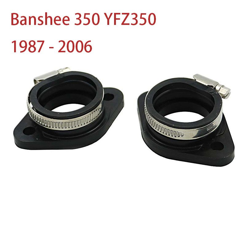 Exhaust Muffler Hangers Aluminum For Yamaha Banshee 350 YFZ350 YFZ350SP YFZ350SE