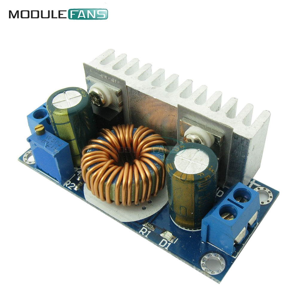 Active Components Integrated Circuits Temperate High Frequency Max 8a Dc-dc Step Up Isolation Booster Power Supply Converter Module Boost Board Solar Battery Charger Charging Punctual Timing