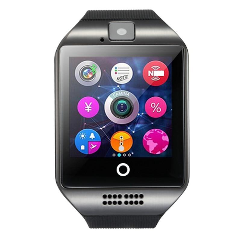 2017 Hot Q18 Bluetooth Smart Watch Andrews Smart SIM Card