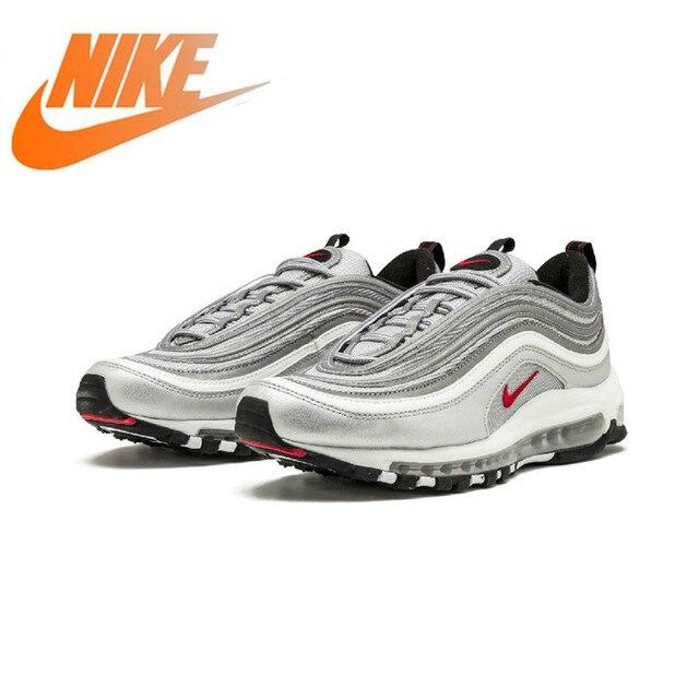 Nike NIKE AIR MAX 97 QS Schuhe schwarz gold im WeAre Shop