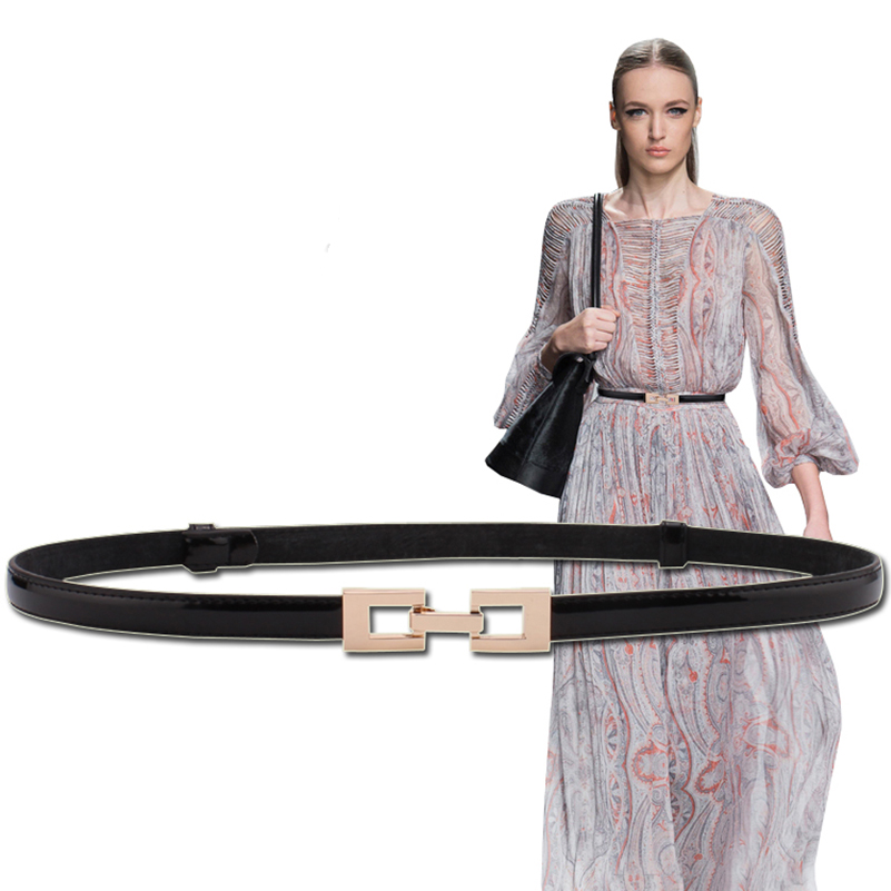 Free shipping Leisure belt female decoration strap dresses, work suits simple wild fashion skirt belly chain belt