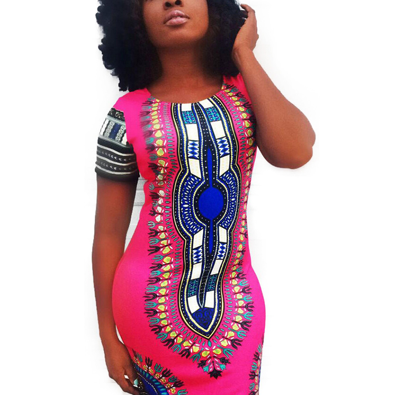Aliexpresscom  Buy Women Dress African Print Mini -7678