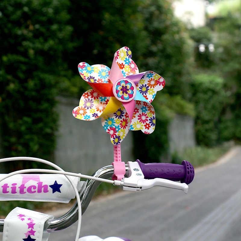 Drbike dla dzieci rower kierownica wiatrak skuter dekoracji kierownica rowerowa kolorowe wstążki serpentyny frędzle kolorowe Streamer