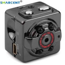 SQ8 мини Камера Full HD 1080 P 720 P Micro Камера цифровой видеорегистратор Cam видео голос Регистраторы Mini DV видеокамеры ИК Ночное видение веб-камера