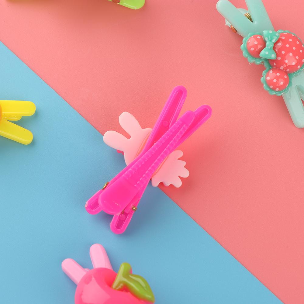 HTB1Coj9RVXXXXaFXFXXq6xXFXXXs 12-Pieces Mix Colorful Fruit Flower Star Animal Fish Ribbon Heart Candy Hair Accessories For Girls