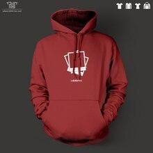 Movie memento men unisex pullover hoodie heavy hooded sweatershirt 82 organic cotton fleece inside high quality