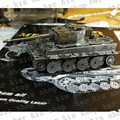 Sd.Kfz. 181 Tiger I Tank 3D Jigsaw Classic DIY Metallic Nano Puzzle Model Kids Educational Puzzles Toys Boy for Children&Adults