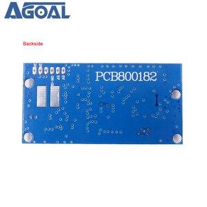 Image 3 - LVDS 1ch 8bit S8 DF14   20Pin Tiếp 40Pin TTL Tín Hiệu Màn Hình LCD T Con Tàu Chuyển Đổi Ban 7 10.1 Inch 1024X768 Bảng Điều Khiển