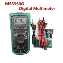 MASTECH MS8360G Auto Range Digital Multimeter ohm voltage current Capacitance Frequency Temperature Meter Newest upgrade