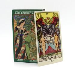 78 cards/Set 6 Options Quality Tarot Cards TheRider/Classic/Animal Totem /Rider Waite Tarot Century Edition