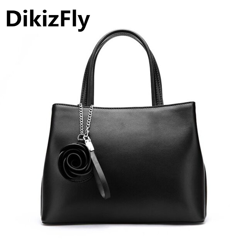 DikizFly New High Quality Split Leather Women Bags Fashion Rose Design Bride Bag Classic Wedding Handbags Solid Totes Bags 2019 DikizFly New High Quality Split Leather Women Bags Fashion Rose Design Bride Bag Classic Wedding Handbags Solid Totes Bags 2019