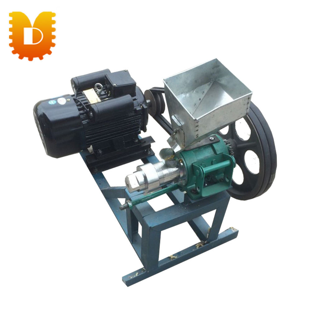 With motor auto corn/rice puffing machine Multifuction cereal bulking machine Puffed snack food extruder making machine multifunctional corn and rice puffing machine grain bulking extruder machine puffed maize snacks making machine zf