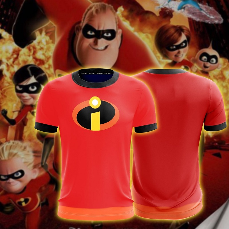 The Incredibles 3D T-shirt
