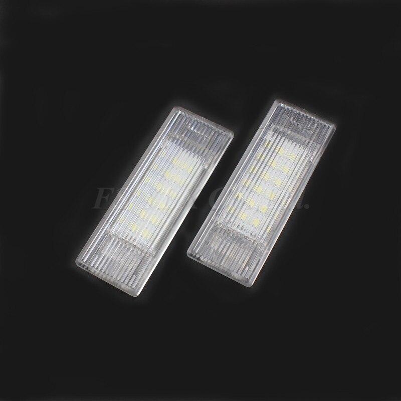 FSYLX LED Բեռնախցիկի թեթև լամպ BMW F10 F20 F30- ի - Ավտոմեքենայի լույսեր - Լուսանկար 2