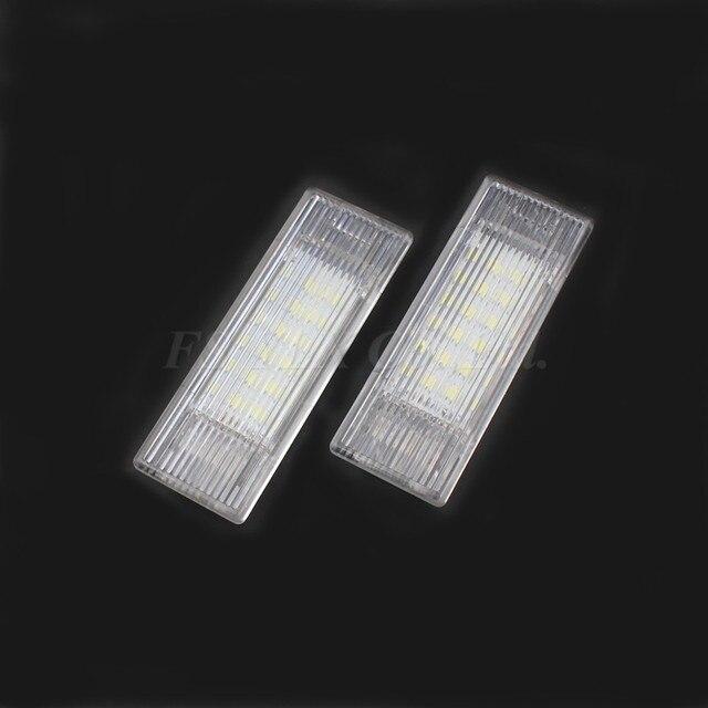 FSYLX LED coffre à bagages lampe pour BMW F10 F20 F30 sans erreur voiture intérieur bagages coffre ampoule