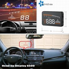 For KIA K7 / Cadenza - Safe Driving Screen Car HUD Head Up Display Projector Refkecting Windshield car hud head up display for ford c max c max cmax 2010 2014 safe driving screen projector inforamtion refkecting windshield