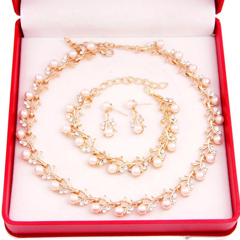 Online Get Cheap Simple Bridal Necklace Aliexpresscom Alibaba