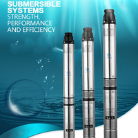 stainless steel water submersible pump for farm water submersible garden pump mini water pump submersible for irrigation