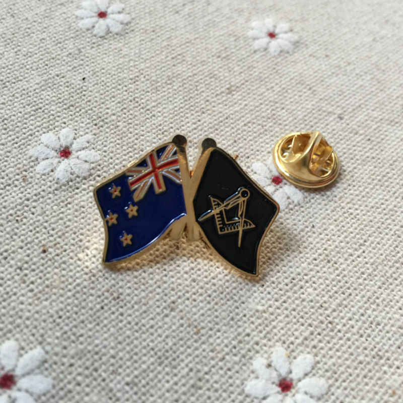 Metal Brooch New Brunswick Flag Lapel Pins Badges On A Pin Brooch Jewelry Rozetten Papier 300pcs Ks0224 Buy Now Home & Garden