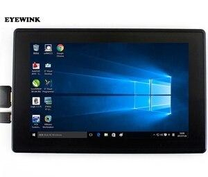 "Image 1 - Für raspberry Pi 3 Modell B + Plus / 3B 7 zoll 1024x600 IPS Kapazitiven Touchscreen 7 ""Monitor Display w/Fall Halterung OSD Menü"