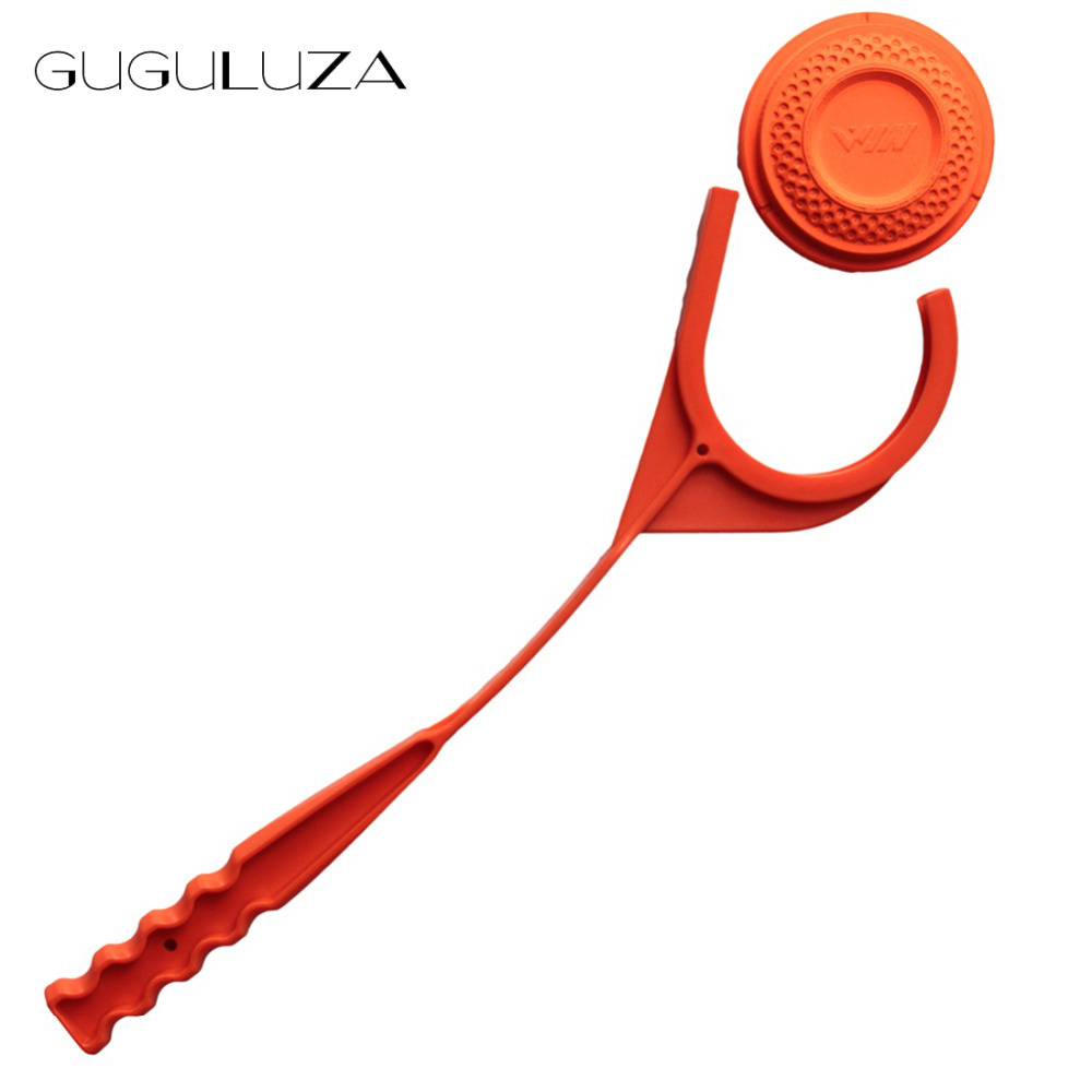 Outdoor Handheld Clay Target Thrower Without Target Thrower With Arm Swing Shooting Accessories Plastic Machine