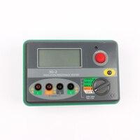 DY30 2 2500V 20G ohm Digital Insulation Resistance Tester / Megger / Megohmmeter tester meter