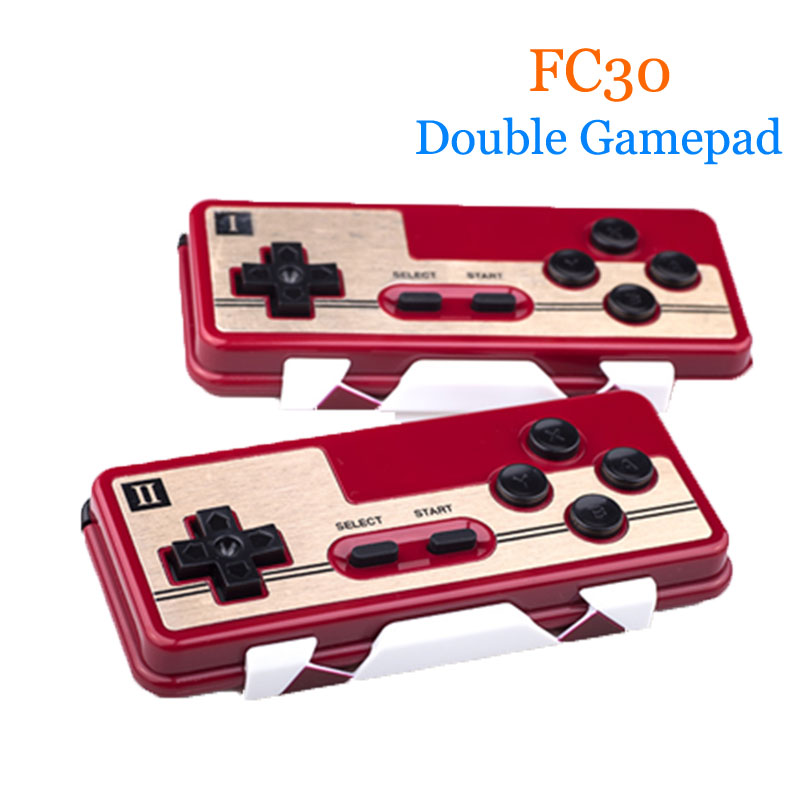 8Bitdo 2 Set FC30 Dual Player Wireless Bluetooth Controller Classic joystick snes for iOS Android gamepad