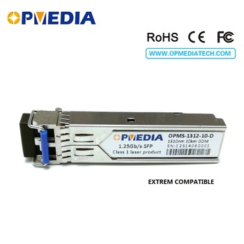 EXTREM compatible SFP-LX-SM,1.25G 1310nm 10KM SFP transceiver,1000base LX  SFP optical module,DDM,LC connector,Free shipping wholesales new 10pcs lot for cisco glc lh smd sfp optic module 1000base lx lh 1 25g 1310nm smf ddm 10km duplex lc connector
