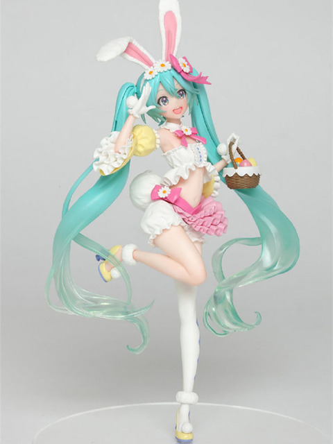 Hatsune Miku rabbit ear 1