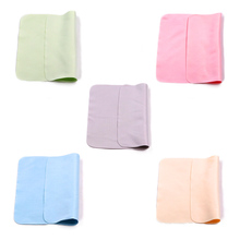COLOUR_MAX 10PCS Cleaner Clean Glasses Lens Cloth Wipes For Sunglasses Microfiber Eyeglass Cleaning