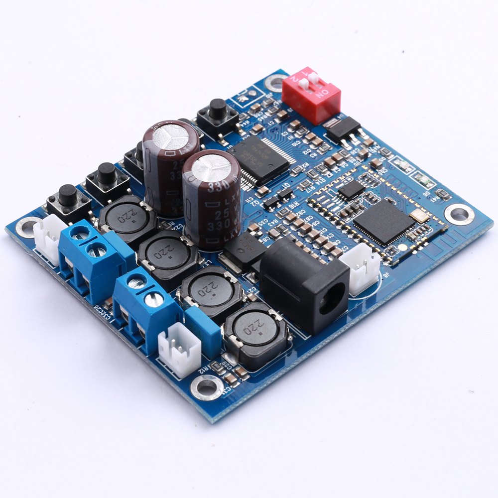 Fx Audio Bluetooth Receiver Csr40 Amplifier Board 25w Hifi With Mosfet Circuit Diagram Digital Tda7492p Plate Dc9 26v In From Consumer