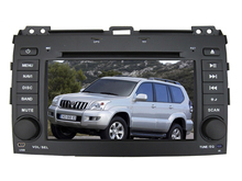 Android 6 0 16GB ROM quad core PX3 android car dvd fit for toyota prado lc120